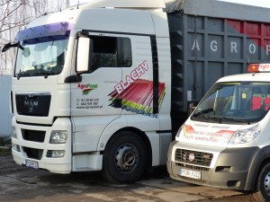 AgroPanel transport